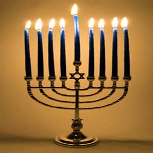 Kosher menorah 2